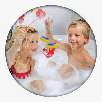 wędkowanie w kąpieli - SES Creative