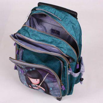 plecak na kółkach - Santoro - Gorjuss - parasolka