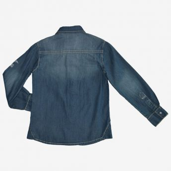 Trybeyond - koszula jeansowa