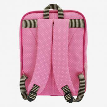 plecak szkolny - Santoro - kolekcja Gorjuss - Dziewczynka z liskiem