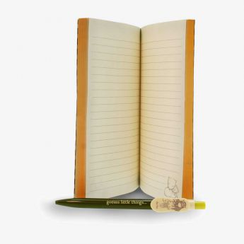 notes z długopisem - Santoro - kolekcja Gorjuss