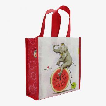 mała torba na zakupy - Santoro - Fruity Scooty - Słoń