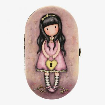 zestaw do manicure - Santoro - kolekcja Gorjuss - sekret