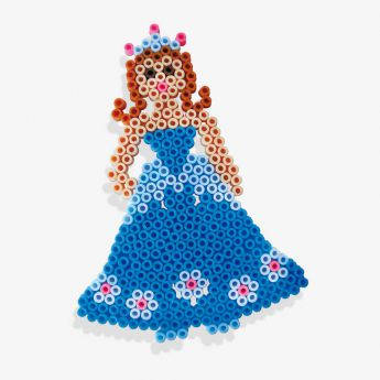 Koralikowe prasowanki - księżniczka - SES Creative