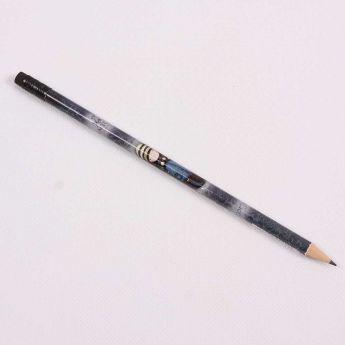 ołówek z gumką - Santoro - Gorjuss - muchomory