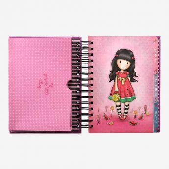 pamiętnik-organizer - Santoro - Gorjuss - cukierek