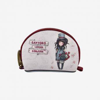 sakiewka - Santoro - Gorjuss - Dziewczynka w kapeluszu