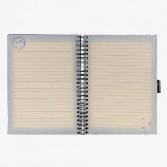 notatnik-pamiętnik na spirali - Santoro - Mirabelle
