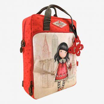 torba-plecak - Santoro - Gorjuss - motylki