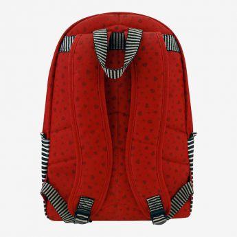 plecak z kieszenią - Santoro - Gorjuss - moja historyjka