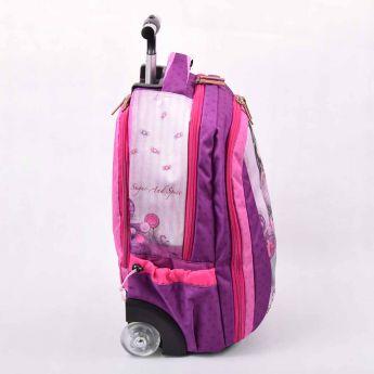 plecak-walizka na kółkach - Santoro - Gorjuss - cukierek