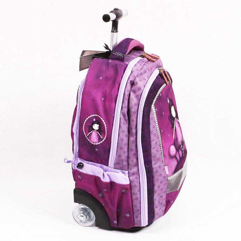 31342d7de1591 ... plecak-walizka na kółkach - Santoro - Gorjuss - Dziewczynka z koroną ...
