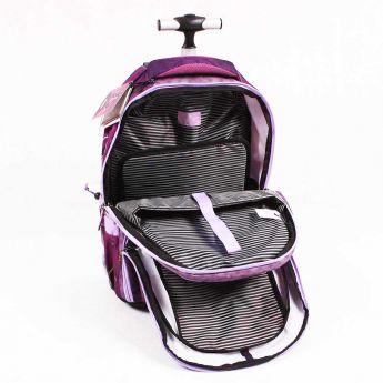 plecak-walizka na kółkach - Santoro - Gorjuss - Dziewczynka z koroną