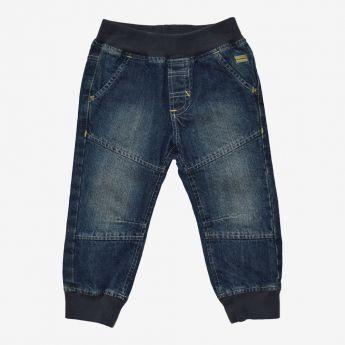 Birba - spodnie jeansowe ze ściągaczami