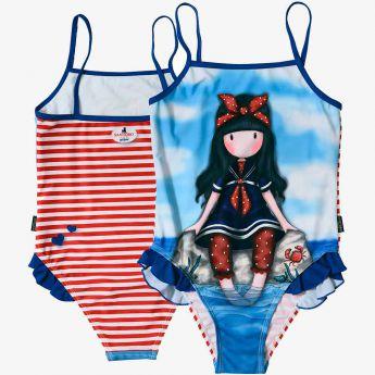 strój kąpielowy - Santoro - Gorjuss - marinera