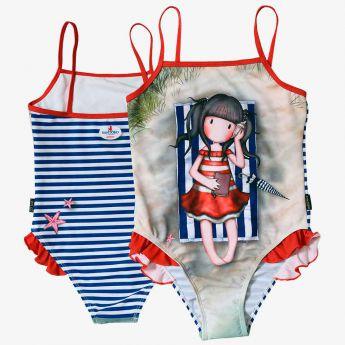 strój kąpielowy - Santoro - Gorjuss - na plaży