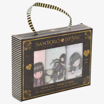 majtki dziewczęce z koronką - Santoro - Gorjuss