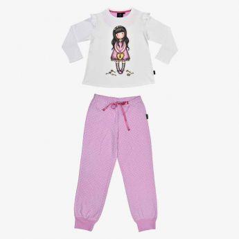 piżama - Santoro - Gorjuss - sekret