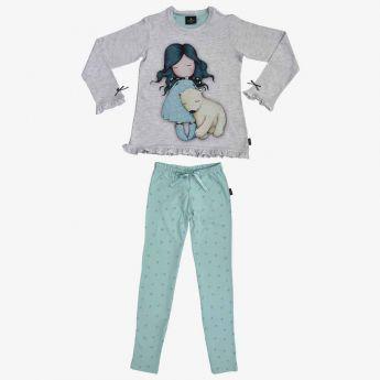 piżama - Santoro - Gorjuss - miś