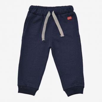 Birba - granatowe spodnie dresowe