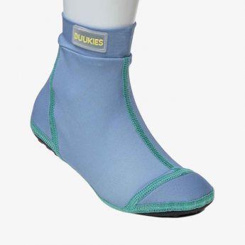 buty-skarpetki do wody - Duukies - niebieskie