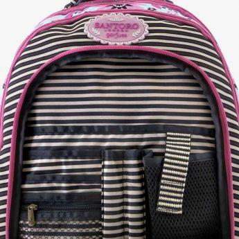 plecak-walizka na kółkach - Santoro - Gorjuss - lisek