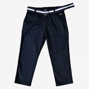 Trybeyond - długie spodnie z paskiem