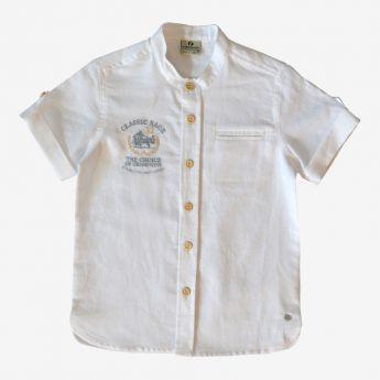 Trybeyond - koszula z krótkimi rękawami