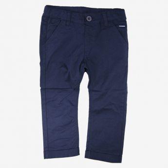 Birba - klasyczne - długie spodnie - granatowe